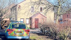 casa onde idosa foi encontrada morta 12 anos depois