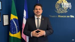 senador Marcos do Val defende as reformas administrativa e tributária