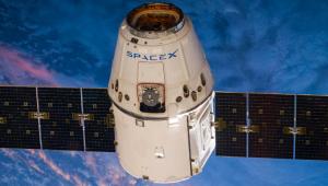 A SpaceX, dos Estados Unidos, pretende realizar o primeiro voo espacial com civis até setembro de 2021