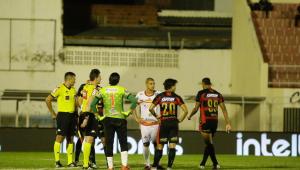 Juazeirense x Sport pela Copa do Brasil