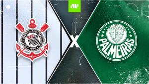 Corinthians x Palmeiras: assista à transmissão da Jovem Pan ao vivo