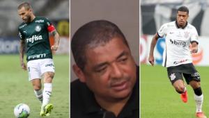 Vampeta polemiza antes do Dérbi: 'Time B do Palmeiras é melhor que o Corinthians'
