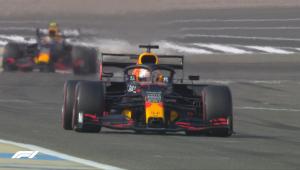 Max Verstappen foi o mais rápido no primeiro treino livre da temporada 2021 da Fórmula 1
