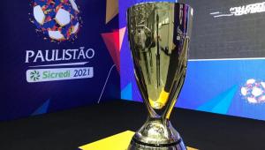 taça do Campeonato Paulista 2021