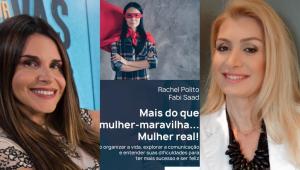 Fabi Saad e Rachel Polito lançam primeiro livro de série voltada para mulheres