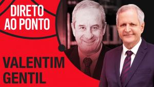 Ao vivo: Psiquiatra Valentim Gentil é o entrevistado do 'Direto ao Ponto' desta segunda-feira