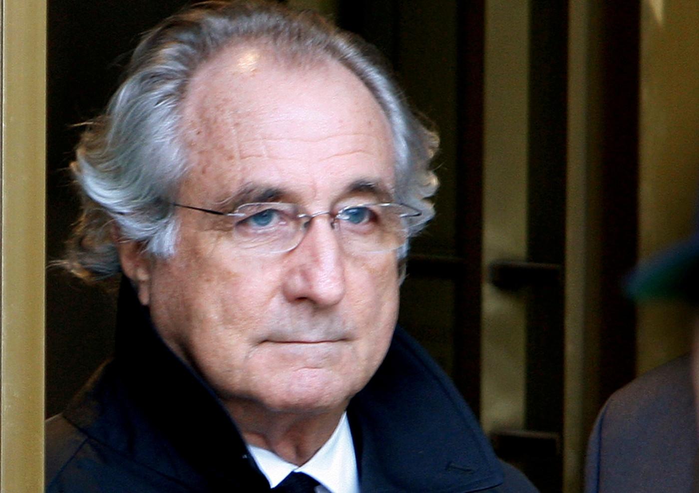 Madoff morreu aos 82 anos enquanto cumpria pena em uma prisão federal nos Estados Unidos