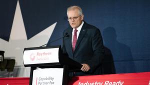 Primeiro-ministro da Austrália, Scott Morrinson