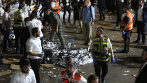 tumulto em israel deixa dezenas de mortos