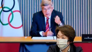 Thomas Bach é presidente do Comitê Olímpico Internacional (COI)