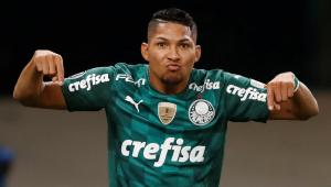 Rony marcou 2 gols na vitória do Palmeiras na Libertadores
