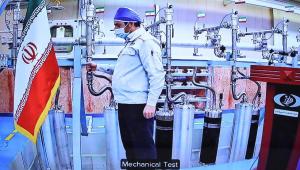instalação nuclear de Natanz, no Irã