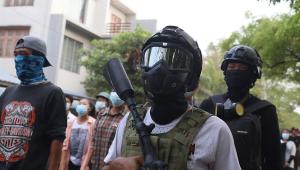 grupos armados em mianmar