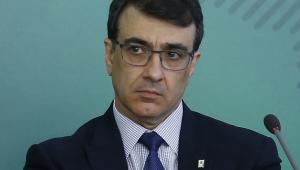 O atual ministro das Relações Exteriores, Carlos Alberto Franco França