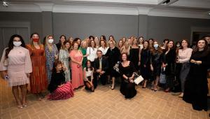 reunião de mulheres com Jair Bolsonaro