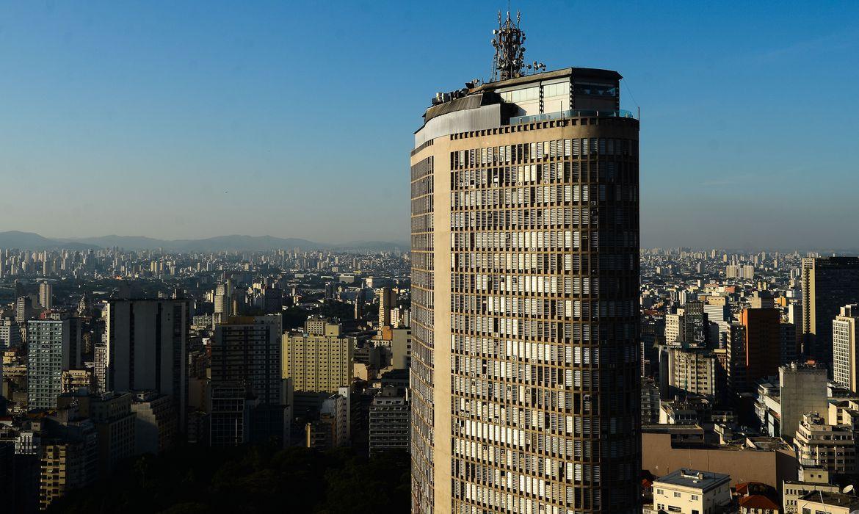 Imagem do edifício Copan