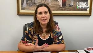 Bia Kicis: 'Sistema tributário brasileiro é um dos mais obscuros do mundo, precisamos simplificá-lo'