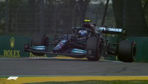 Valtteri Bottas, piloto da Mercedes