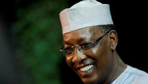 Presidente do Chade, Idriss Déby, morre após combater rebeldes