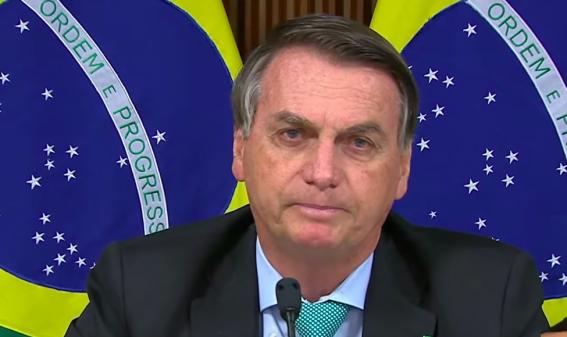 Bolsonaro defende gestão ambiental brasileira e promete reduzir emissões até 2030