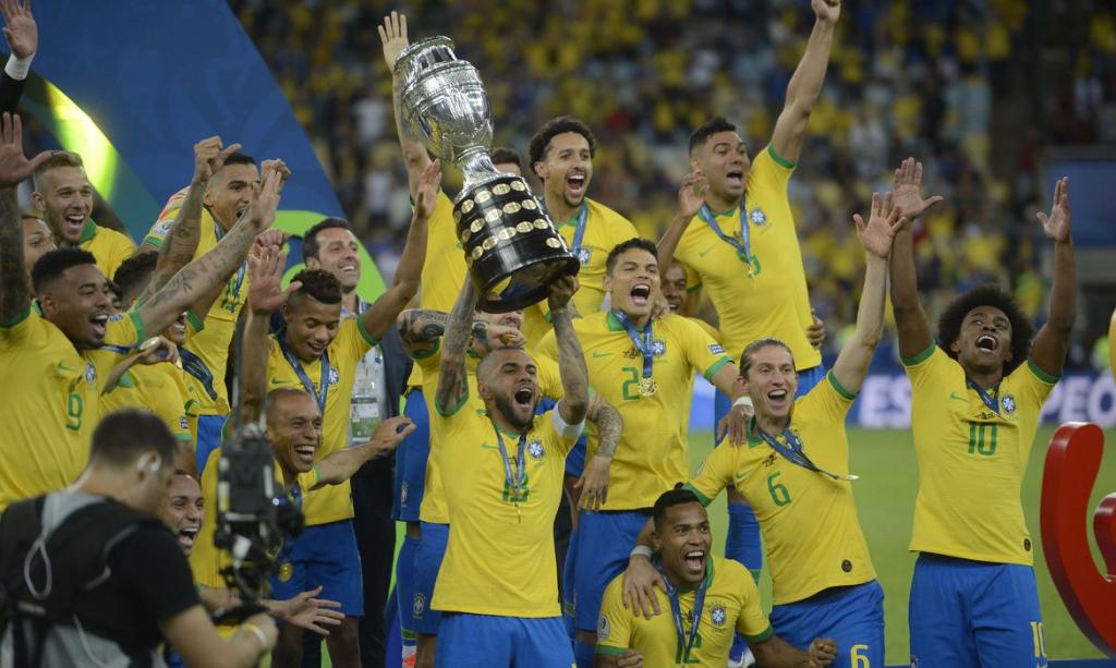 Conmebol anuncia Copa América no Brasil após cancelar torneio na Argentina  e na Colômbia | Jovem Pan