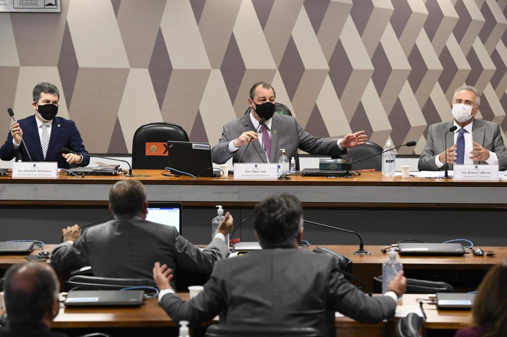 CPI da Covid-19 deve ser um marco histórico em matéria de safadeza por  parte do Congresso   Jovem Pan