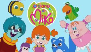 Personagens de O Diário de Mika