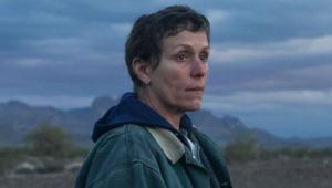 Frances McDormand em Nomadland