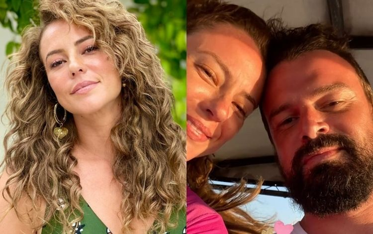 Paolla Oliveira faz 39 anos e namorado surpreende ao postar rara foto do casal – Jovem Pan