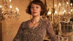 Helen McCrory na série Peaky Blinders