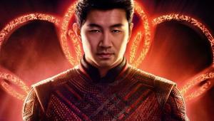 Pôster de Shang-Chi e a Lenda dos Dez Anéis