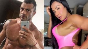 Kleber Bambam e Gracyanne Barbosa