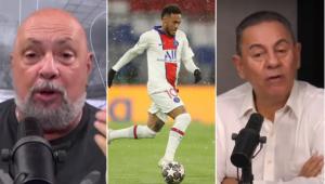 Nilson Cesar e Flavio Prado analisaram a atuação de Neymar contra o Bayern de Munique