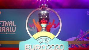taça da Eurocopa 2020