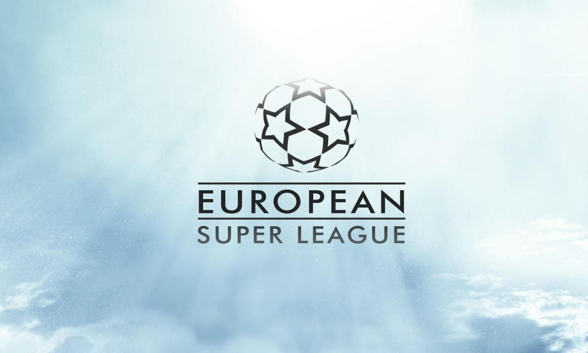 Logo da Superliga da Europa