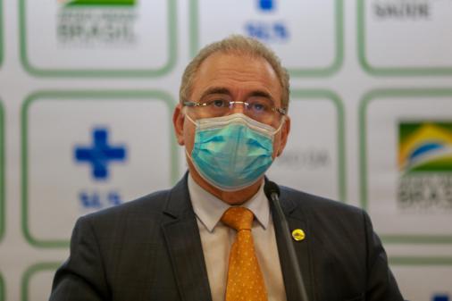 AO VIVO: 'Sou ministro da Saúde, não censor do presidente', diz Queiroga; acompanhe