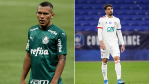 Gabriel Veron respondeu a provocação de Lucas Paquetá após vice do Palmeiras na Supercopa do Brasil