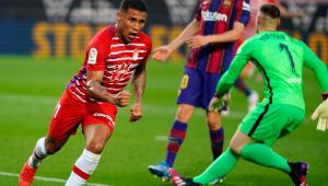 O Granada venceu o Barcelona no Camp Nou