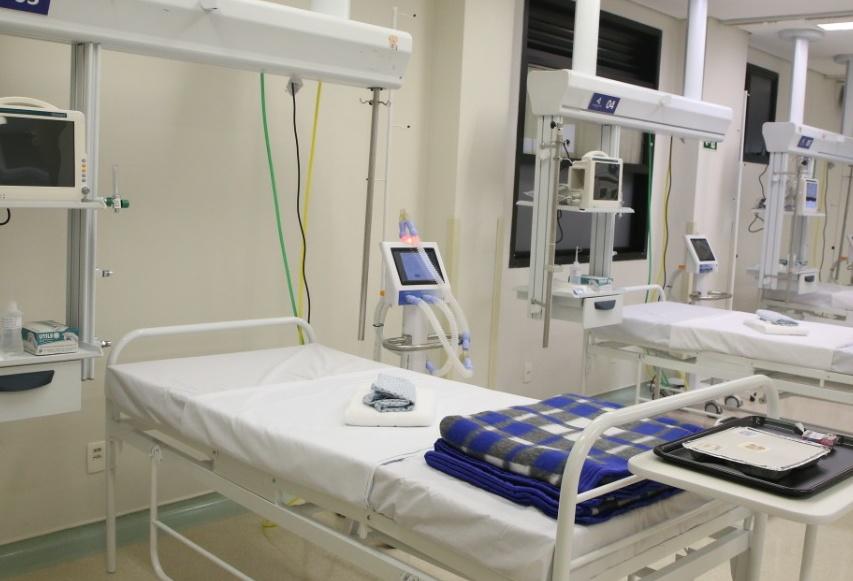 São Paulo inaugura novo hospital de campanha