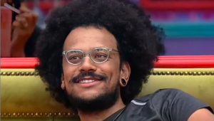 'BBB 21': João Luiz vence a Prova do Anjo e dá Monstro para Arthur e Pocah