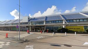 Aeroporto de Landvetter, na Suécia