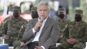 Presidente do Equador, Lenín Moreno
