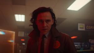 Cena do Trailer de 'Loki'