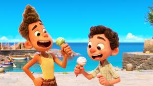 Luca, nova animação da Disney-Pixar