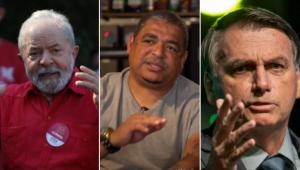 """Vampeta falou sobre política no programa """"Pergunte ao Vampeta"""""""
