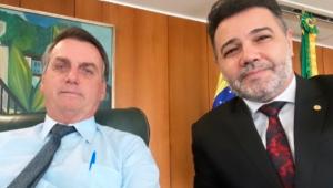 Marco Feliciano concede entrevista ao Pânico