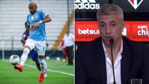 Marcos Riquelme será adversário do São Paulo na Libertadores