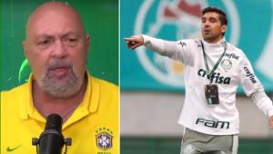 """Nilson Cesar criticou Abel Ferreira durante o """"Esporte em Discussão"""""""