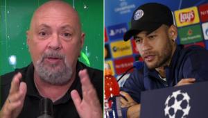 Nilson Cesar criticou Neymar por declaração sobre Bola de Ouro