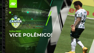 Palmeiras PERDE TÍTULO para o Flamengo e RECLAMA da arbitragem! | CAMISA 10 - 12/04/21